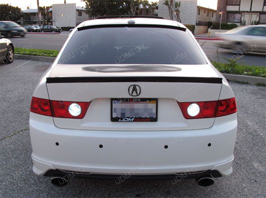 Acura - TSX - LED - backup - lights - 2
